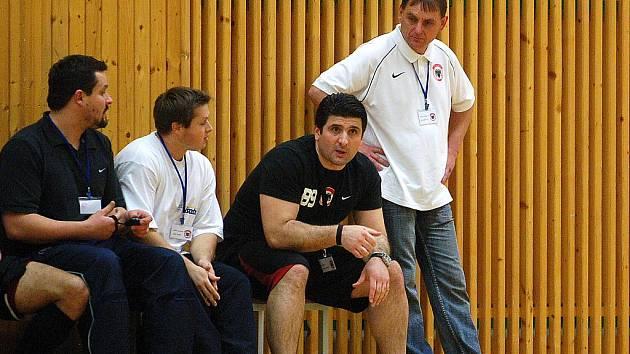 13. kolo Jetbull futsal ligy: Benago Zruč - Tango Brno, 4. prosince 2010.