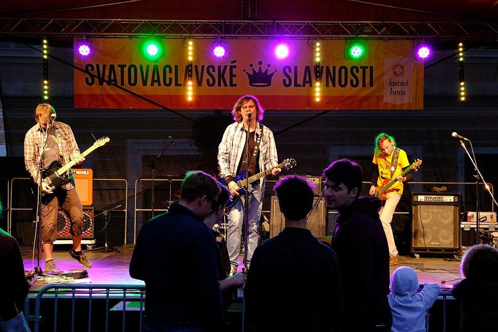 Svatováclavské slavnosti v Kutné Hoře.