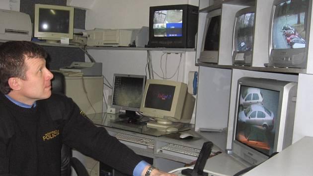 Bezpečnostního kamerového systému využívá také Městská policie v Čáslavi. Strážníci zde mají k dispozici šest stabilních a jednu přenosnou kameru.
