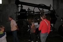 Přehlídka Pradědečkův traktor v Muzeu zemědělské techniky v Čáslavi.