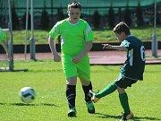 Fotbalový okresní přebor mladších žáků: FK Čáslav D - TJ Sokol Červené Janovice 20:0 (11:0).