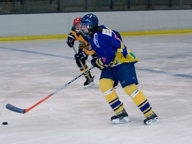 Hokejový zápas dorostu: K. Hora - Neratovice