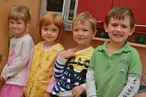 Děti v Mateřských školách říkají, že po obědě rádi chodí spát, či odpočívat