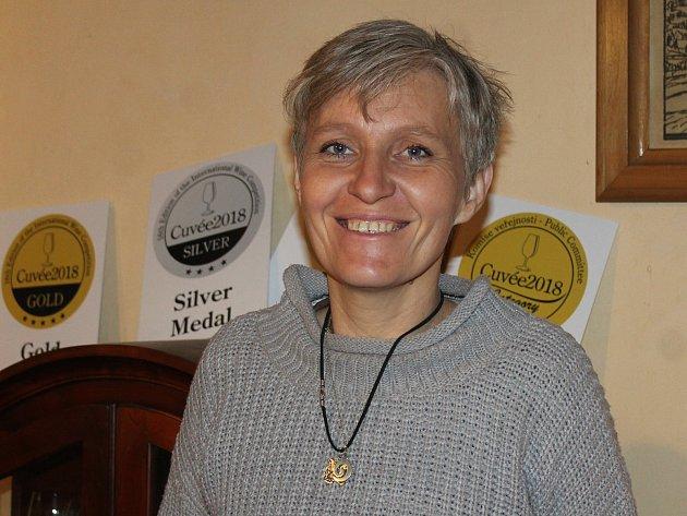 Soňa Žáčková sdcerou.