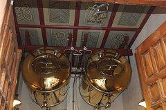 Milovníci piva se dočkali, tankové pivo Kutná Hora je na čepu.