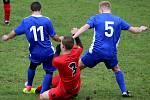 Fotbalová III. třída: TJ Zbýšov - TJ Sokol Červené Janovice 2:0 (0:0).