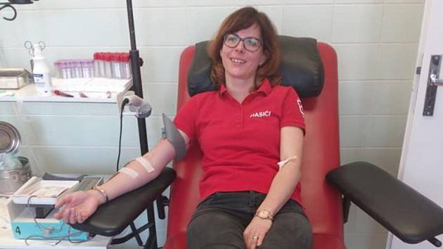 Akci Daruj krev s hasiči pořádá Okresní sdružení hasičů Kutná Hora dvakrát ročně.