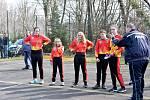 Na 35 družstev mladých hasičů zde čekal branný závod, který doplňovala střelba ze vzduchovky, testy z topografie a jiné dovednostní a vědomostní disciplíny.
