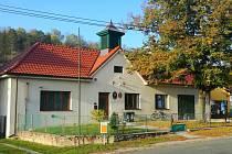 Obecní úřad ve Vinařích.