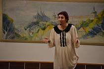 Simona Babčáková promluvila o duševním zdraví.