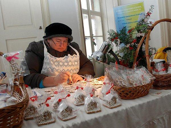 Vánoce na Kačině 2010. 5.12.2010