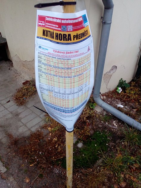Vlaky zKutné Hory do Zbraslavic nejezdí, uzavřené jsou iněkteré silnice.