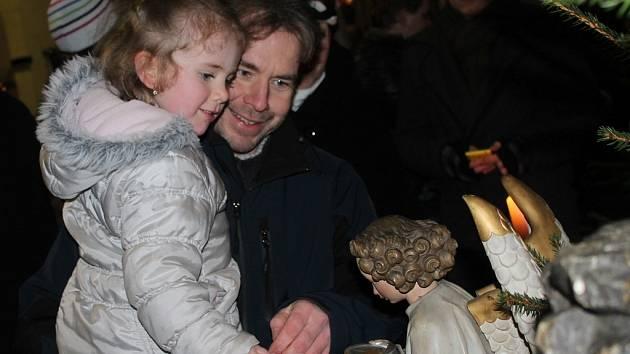 Půlnoční mše svatá pro děti v kostele sv. Jakuba v Kutné Hoře