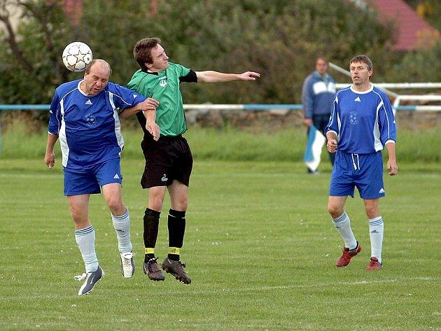 Fotbal: Potěhy - Kluky