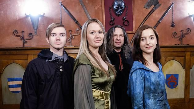 Kutnohorská kapela Melissa pracuje na vydání nového alba.