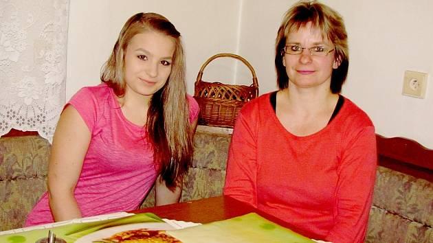 Věra Závorková s dcerou musely v životě projít řadou zkoušek