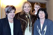 Tým z čáslavského učiliště si z  rautu v zimním refektáři Strahovského kláštera přivezl nezapomenutelné zážitky. Setkali se s řadou významných osobností. Velmi na všechny zapůsobila bývalá první dáma Dagmar Havlová, ale i členové afgánské královské rodiny