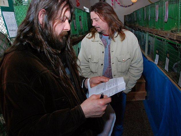 20. ročník zimní výstavy v Hostovlicích. 13. 2. 2010