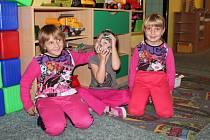Děti z Mateřské školy Církvice