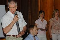 Veřejné setkání 2.5. 2012.
