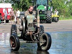 Pradědečkův traktor: Čáslav 7. červen 2014