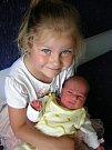 Aneta Mrkosová se poprvé rozkřičela 11. června 2019 v 11:56 hod v čáslavské porodnici. Pyšní se mírami 3550 gramů a 52 centimetrů. Doma na Lochách se na ni těší maminka Lenka, tatínek Martin a pětiletá sestřička Lucinka.