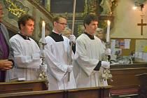 Bohoslužba v kostele svatého Jakuba - 28. července 2014