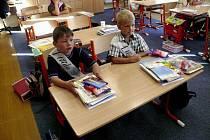 Zahájení školního roku v Krchlebech