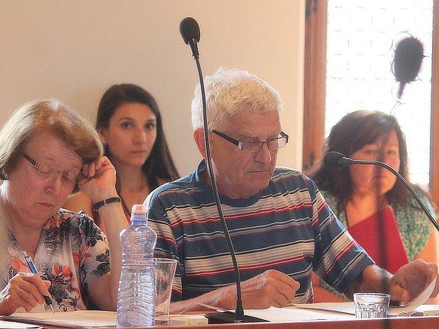 Dramatické jednání kutnohorských zastupitelů 20. června 2017.