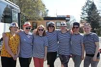 Počasí jako na přání, skvělá atmosféra a stará plavidla provázela Vodácky festival, kterým odstartovala sezona Vodáckého muzea 20. dubna ve Zruči nad Sázavou.