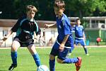 Česká fotbalová liga mladších žáků U12: FK Čáslav - SK Sparta Kolín 15:2.