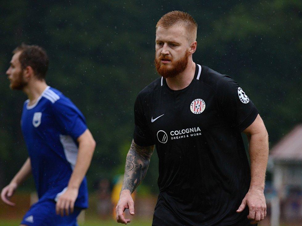 Fotbalisté Malešova a Vrdů hráli v neděli 2. srpna 2020 přípravné utkání. Gól nepadl.