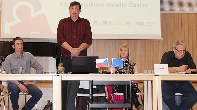 Setkání starostů Čáslavska