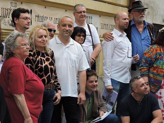 Vladimír Havlíček uspěl na festivalu Literární Vysočina