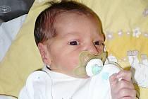 Šimon Tokar se narodil 2. listopadu v Čáslavi. Vážil 2700 gramů a měřil 48 centimetrů. Doma ve Zruči nad Sázavou ho přivítali maminka Denisa a tatínek Erik.