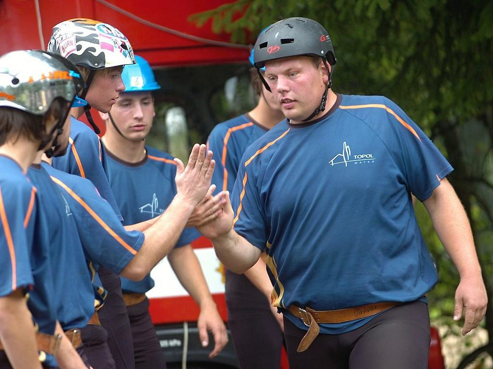 Šesté kolo Kutnohorské hasičské ligy hostilo v sobotu žíšovské koupaliště.