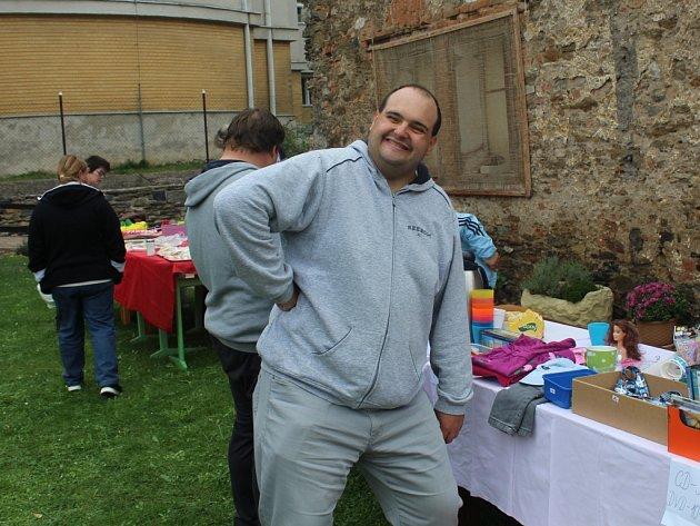Dobročinný bazar v Diakonii Čáslav
