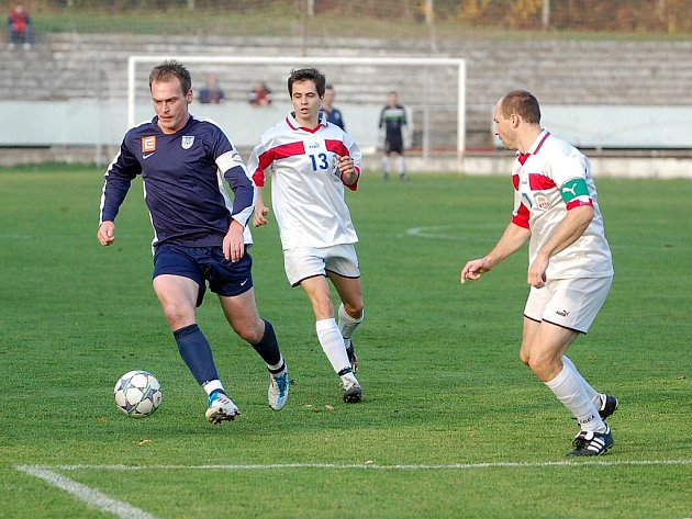 Krajský přebor: Kutná Hora - SK Rakovník 1:0, 6. listopadu 2011.