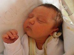 Michaela Holá se narodila 28. července v Čáslavi. Vážila 3280 gramů a měřila 49 centimetrů. Doma v Rohozci ji přivítali maminka Michaela, tatínek Josef a sourozenci Filip a Adélka