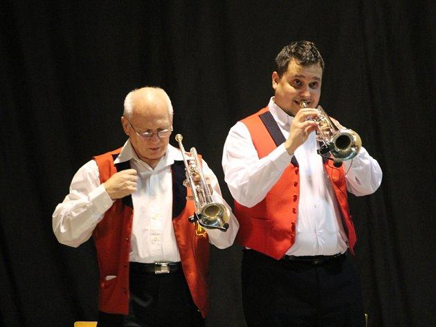 Koncert Moravanky v Uhlířských Janovicích