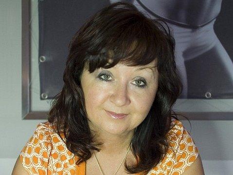 Zuzana Kafková.
