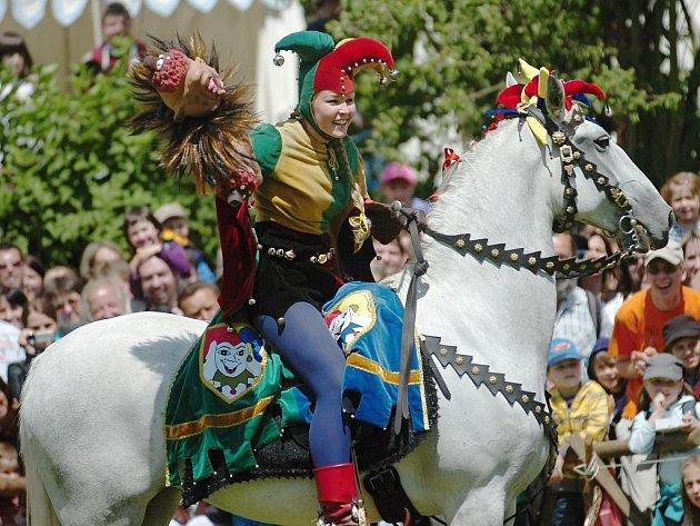 Dvacátý ročník Královského stříbření začal v sobotu v Kutné Hoře.