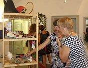 Ve Spolkovém domě začala výstava V retro stylu.
