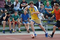 Z vítězství ve 24. ročníku Policie Cupu se radovali fotbalisté z Horky nad Sázavou