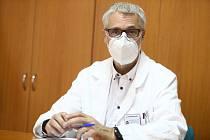 Ředitel Oblastní nemocnice Kolín Petr Chudomel