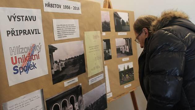 Výročí hřbitova v Hlízově