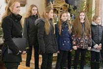 Adventní koncert v kostele sv. Vavřince ve Zbraslavicích.