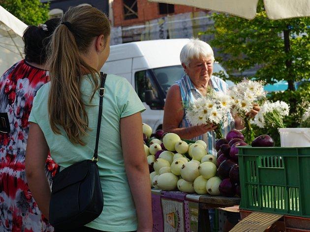 Červencové měsíční trhy v Čáslavi