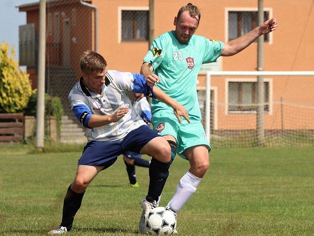 Fotbalový okresní přebor: TJ Sokol Červené Janovice - TJ Viktoria Sedlec 1:3 (0:2).