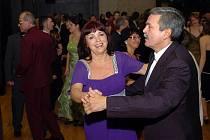 6. ples čáslavské Diakonie v hotelu Grand